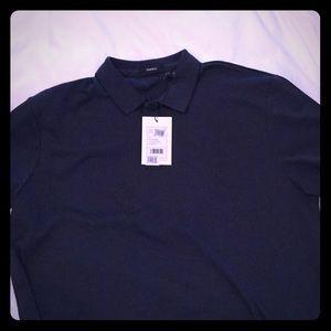 NWT Theory Polo Shirt